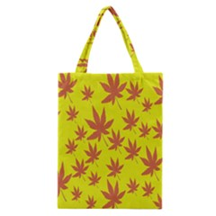Autumn Background Classic Tote Bag