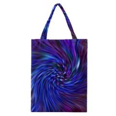 Stylish Twirl Classic Tote Bag by Nexatart