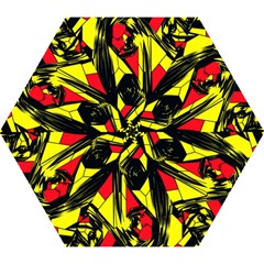 Easy Colors Abstract Pattern Mini Folding Umbrellas