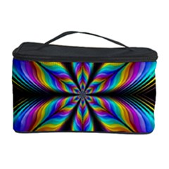 Fractal Butterfly Cosmetic Storage Case by Nexatart