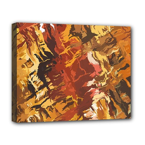 Abstraction Abstract Pattern Deluxe Canvas 20  X 16