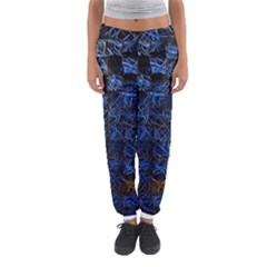 Background Abstract Art Pattern Women s Jogger Sweatpants by Nexatart