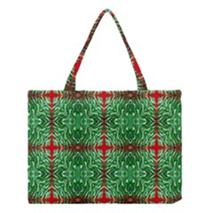 Geometric Seamless Pattern Digital Computer Graphic Medium Tote Bag by Nexatart