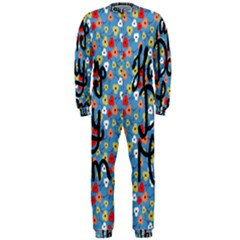 Happy Mothers Day Celebration Onepiece Jumpsuit (men)