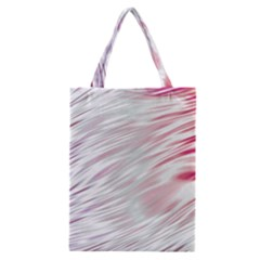 Fluorescent Flames Background With Special Light Effects Classic Tote Bag by Nexatart