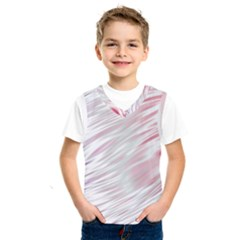 Fluorescent Flames Background With Special Light Effects Kids  Sportswear