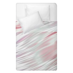 Fluorescent Flames Background With Special Light Effects Duvet Cover Double Side (single Size)