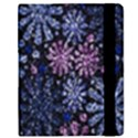Pixel Pattern Colorful And Glittering Pixelated Samsung Galaxy Tab 8.9  P7300 Flip Case View2