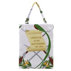 National Emblem Of Guatemala  Classic Tote Bag by abbeyz71