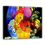 Chinese Zodiac Signs Canvas 20  x 16