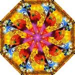 Chinese Zodiac Signs Folding Umbrellas