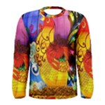 Chinese Zodiac Signs Men s Long Sleeve Tee