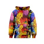Chinese Zodiac Signs Kids  Pullover Hoodie