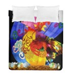 Chinese Zodiac Signs Duvet Cover Double Side (Full/ Double Size)