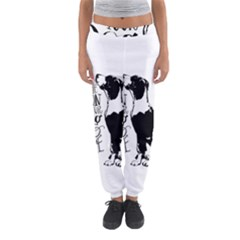 Dog Person Women s Jogger Sweatpants by Valentinaart