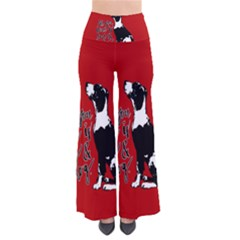 Dog Person Pants by Valentinaart