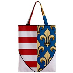 Angevins Dynasty Of Hungary Coat Of Arms Classic Tote Bag by abbeyz71