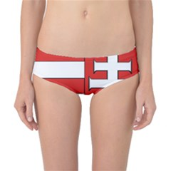 Medieval Coat Of Arms Of Hungary  Classic Bikini Bottoms