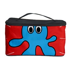 Creature Forms Funny Monster Comic Cosmetic Storage Case by Nexatart