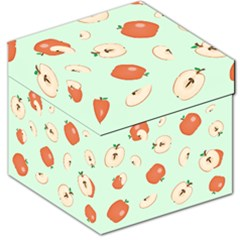 Apple Fruit Background Food Storage Stool 12   by Nexatart