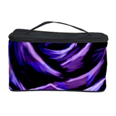 Rose Flower Design Nature Blossom Cosmetic Storage Case by Nexatart