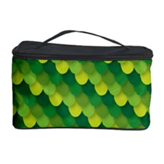 Dragon Scale Scales Pattern Cosmetic Storage Case by Nexatart