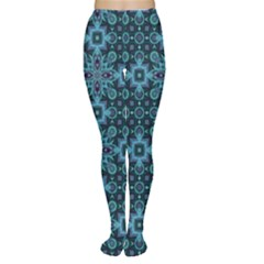 Abstract Pattern Design Texture Women s Tights