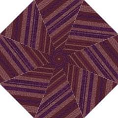 Stripes Course Texture Background Hook Handle Umbrellas (large) by Nexatart
