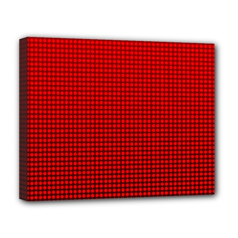 Redc Deluxe Canvas 20  X 16   by PhotoNOLA