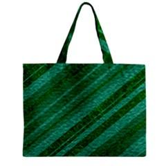 Stripes Course Texture Background Mini Tote Bag by Nexatart