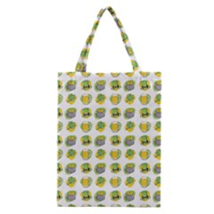 St Patrick S Day Background Symbols Classic Tote Bag by Nexatart