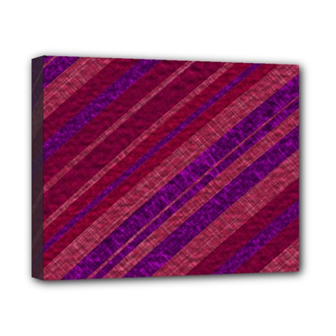 Stripes Course Texture Background Canvas 10  X 8  by Nexatart