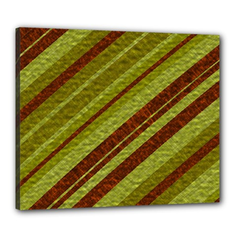 Stripes Course Texture Background Canvas 24  X 20  by Nexatart