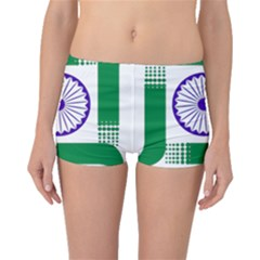 Seal Of Indian State Of Jharkhand Boyleg Bikini Bottoms by abbeyz71