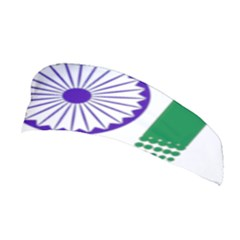 Seal Of Indian State Of Jharkhand Stretchable Headband by abbeyz71