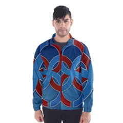 Svadebnik Symbol Slave Patterns Wind Breaker (men)