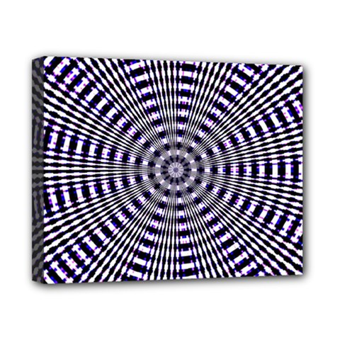 Pattern Stripes Background Canvas 10  X 8  by Nexatart