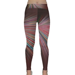 Background Vector Backgrounds Vector Classic Yoga Leggings