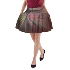 Background Vector Backgrounds Vector A Line Pocket Skirt by Nexatart