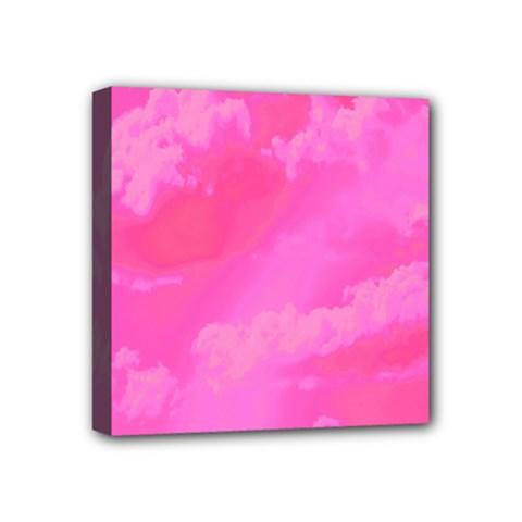 Sky pattern Mini Canvas 4  x 4