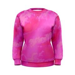Sky pattern Women s Sweatshirt