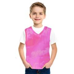 Sky pattern Kids  SportsWear