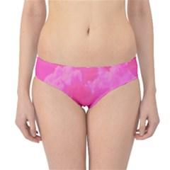 Sky pattern Hipster Bikini Bottoms