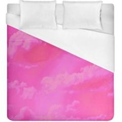 Sky pattern Duvet Cover (King Size)