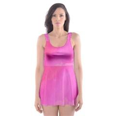 Sky pattern Skater Dress Swimsuit