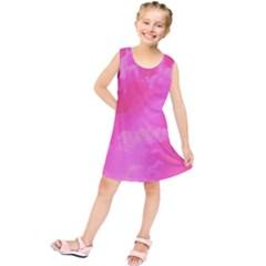 Sky pattern Kids  Tunic Dress