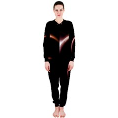 Planet Space Abstract Onepiece Jumpsuit (ladies)