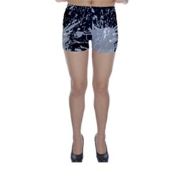 Art About Ball Abstract Colorful Skinny Shorts