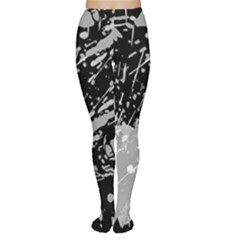 Art About Ball Abstract Colorful Women s Tights