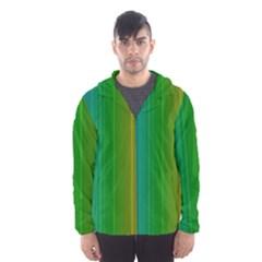 Spectrum Colours Colors Rainbow Hooded Wind Breaker (men) by Nexatart